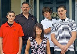 Paul Mazzoni & Family