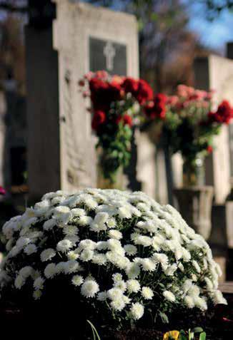 graveside